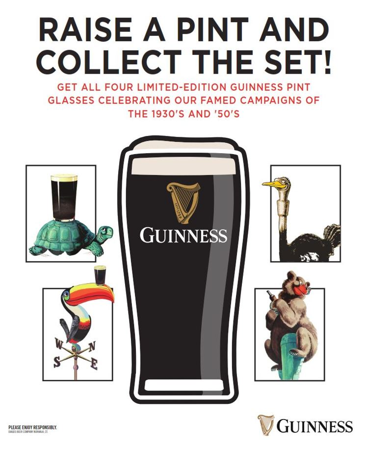 Guinness LE Glass Event Feb2019